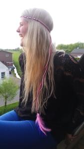 Cynthia Syona haarband