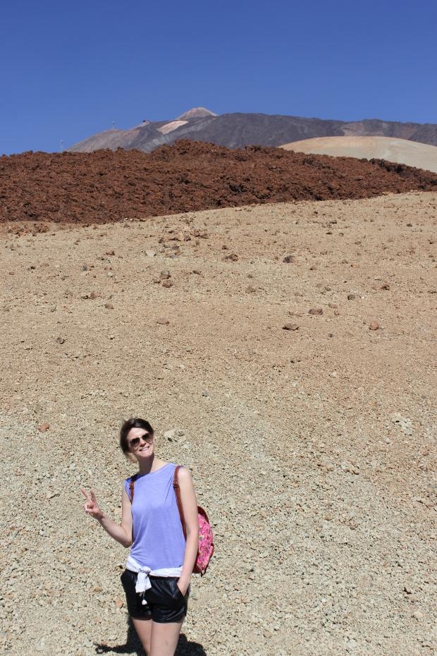 Beklimming El Teide